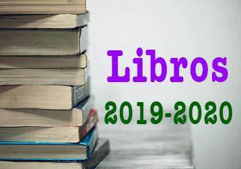 Listado libros 2019-2020