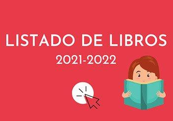 Listado libros 2021-2022