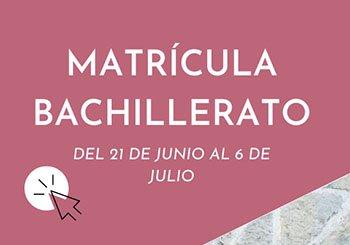 Matricúlate en Bachillerato en el Colegio Artagan de Bilbao